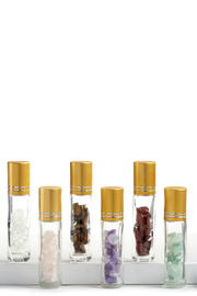 Gift Craft Gemstone Rollerball set - Product Mini Image