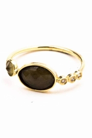 Jacquie Aiche Gemstone Waif Ring - Product Mini Image
