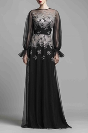 Gemy Maalouf Long Sleeve Gown - Product Mini Image