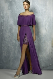 Gemy Maalouf Off-Shoulder Evening Gown - Product Mini Image
