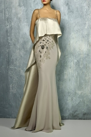 Gemy Maalouf Sleeveless Evening Gown - Product Mini Image