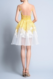 Gemy Maalouf Sleeveless Party Dress - Front full body