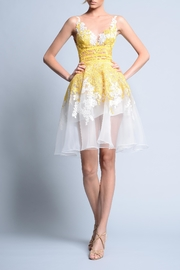 Gemy Maalouf Sleeveless Party Dress - Product Mini Image