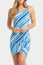 Tart Collections Genelise Striped Dress - Product Mini Image