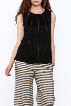 Generation Love  Ruth Eyelet Tank Top - Product List Image