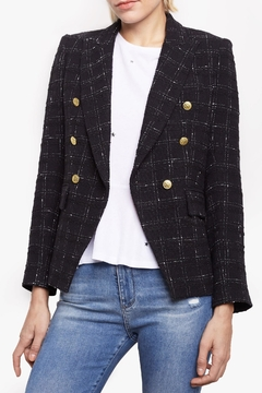 Generation Love  Alexa Boucle Blazer - Product List Image