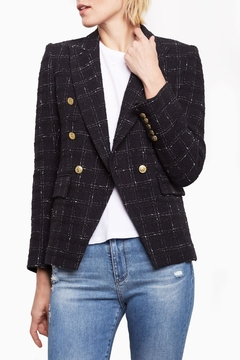 Generation Love  Alexa Boucle Blazer - Alternate List Image