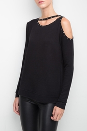 Generation Love  Delphi Cut Out Top - Front full body