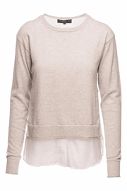 Generation Love  Desmond Double Layer Top - Front cropped