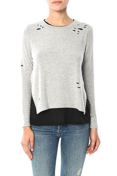 Shoptiques Product: Double Layer Sweater