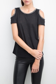 Generation Love  Hayden Cold Shoulder Top - Front cropped