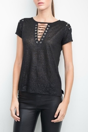 Generation Love  Hugo Lace Up - Front cropped
