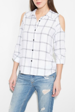 Generation Love  Maisie Plaid Top - Alternate List Image