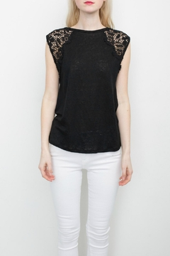 Generation Love  Marnie Lace Top - Product List Image