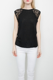 Generation Love  Marnie Lace Top - Product Mini Image