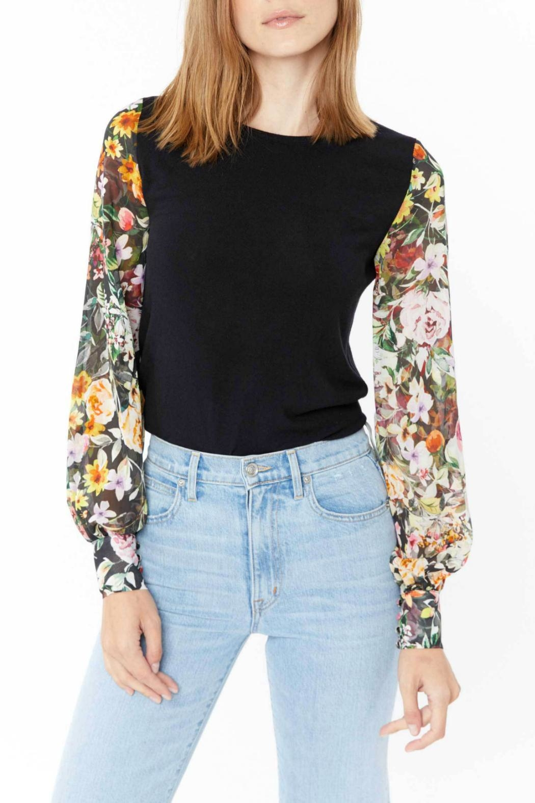 Generation Love  Noelle Floral Blouse - Front Cropped Image