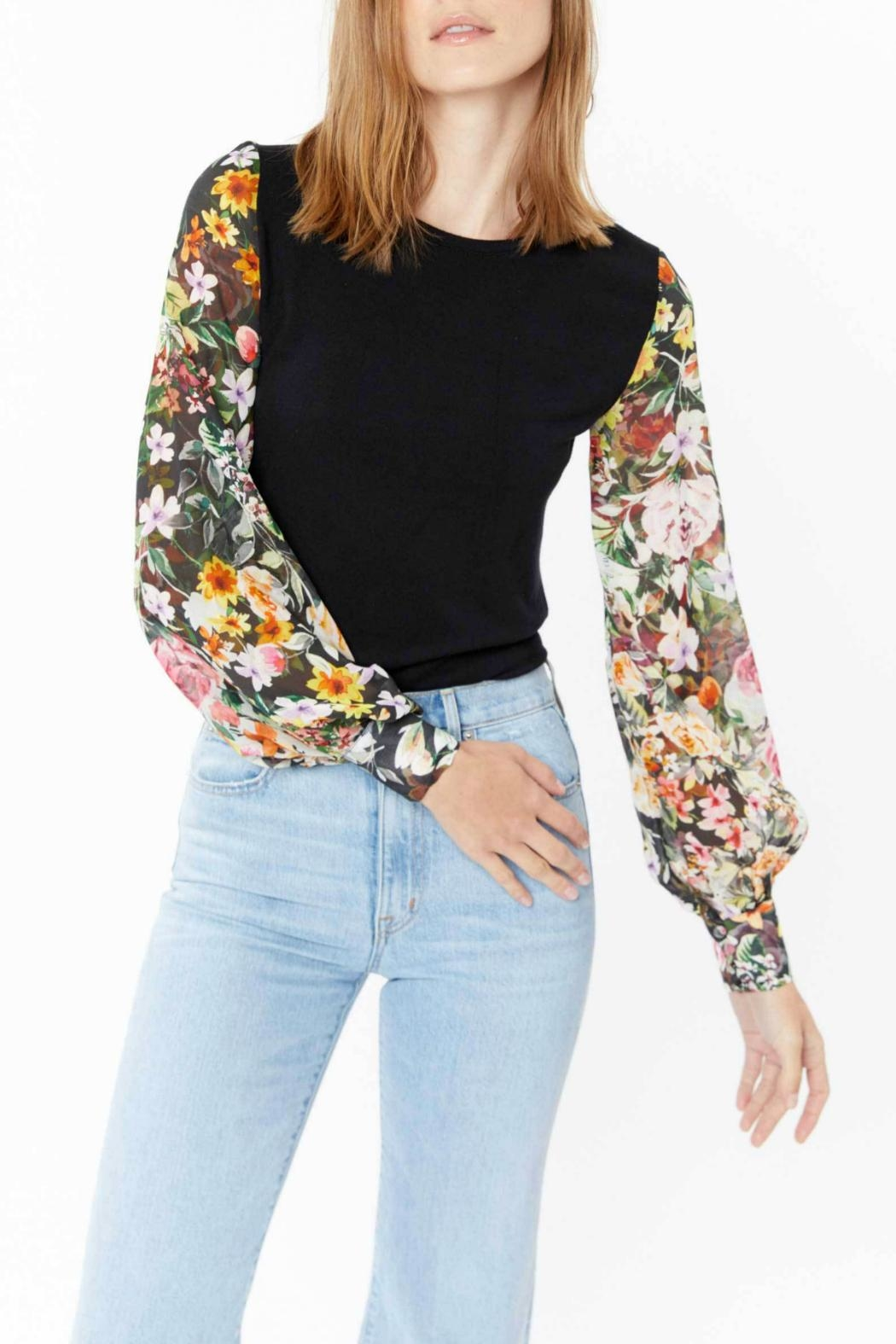 Generation Love  Noelle Floral Blouse - Front Full Image