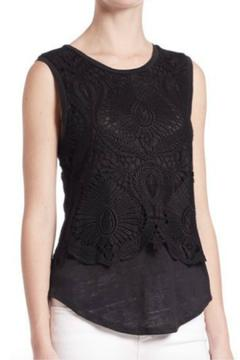 Generation Love  Nori Embroidery Top - Product List Image