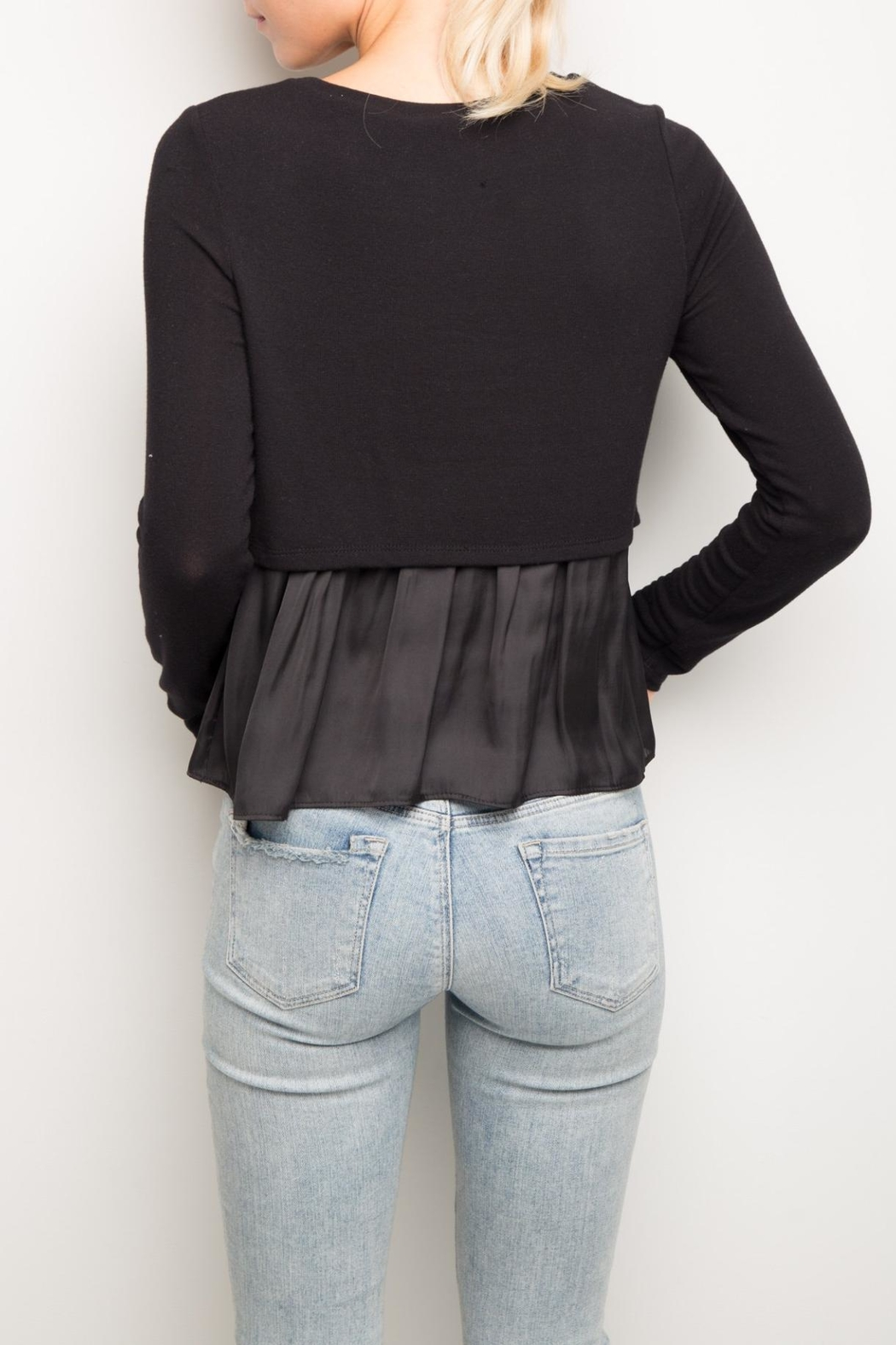 Generation Love  Perry Double-Layer Top - Front Full Image