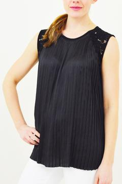 Generation Love  Pleated Top - Product List Image