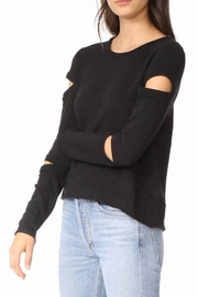 Generation Love  Regina Cut-Out Sweater - Front full body