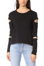 Generation Love  Regina Cut-Out Sweater - Front cropped