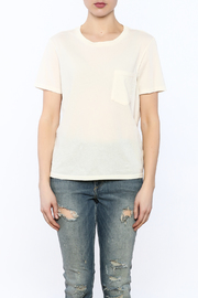 Genetic Los Angeles Classic Crew Boy Top - Side cropped