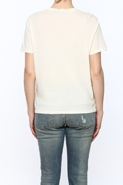 Genetic Los Angeles Classic Crew Boy Top - Back cropped