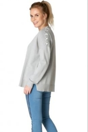 Yest  Geneva Cardigan - Front full body