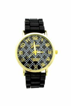 Geneva Moroccan Quatrefoil Watch - Alternate List Image