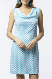 Tyler Boe Genevive Jacquard Dress - Product Mini Image