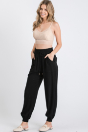 Allie Rose Genie Jogger - Front cropped