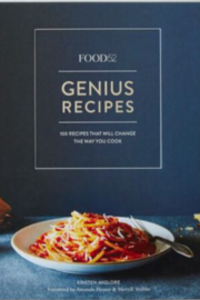 Random House Genius Recipes - Product Mini Image