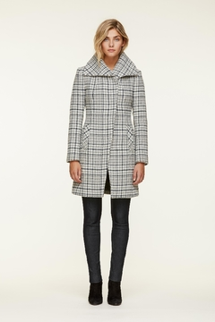 Soia & Kyo Genova Wool Coat - Product List Image