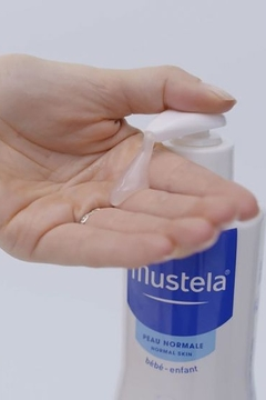 Mustela Gentle Cleansing Gel Jumbo (750ml) - Alternate List Image