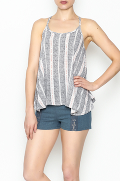 Gentle Fawn Bali Stripe Tank - Product List Image