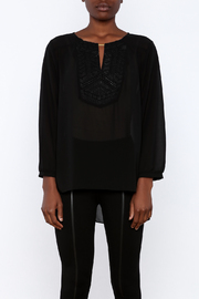 Gentle Fawn Bronze Bar Blouse - Side cropped