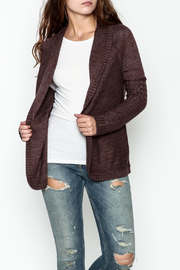 Gentle Fawn Classic Open Cardigan - Product Mini Image
