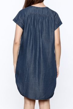 Gentle Fawn Denim Shift Dress - Alternate List Image