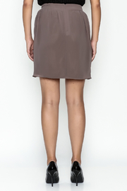 Gentle Fawn Tulip Front Skirt - Back cropped