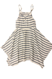 Mimi and Maggie Gentle Surf Stripe Dress - Product Mini Image