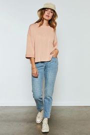 Gentle Fawn 3/4 Sleeve Atley Sweater - Product Mini Image