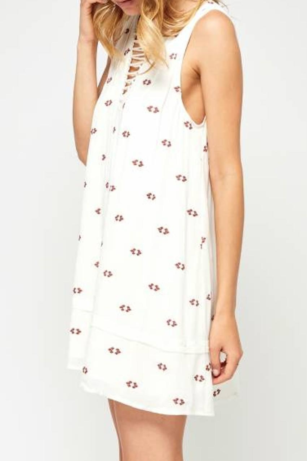 Gentle Fawn Adelina Dress - Front Full Image