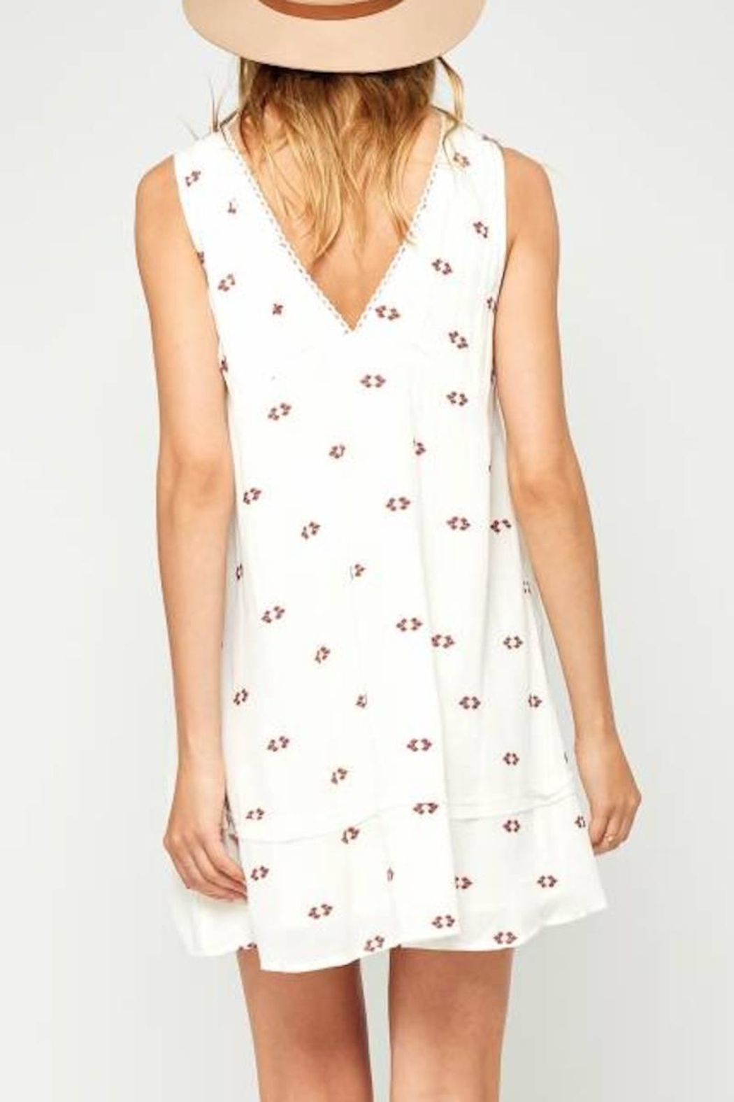 Gentle Fawn Adelina Dress - Side Cropped Image