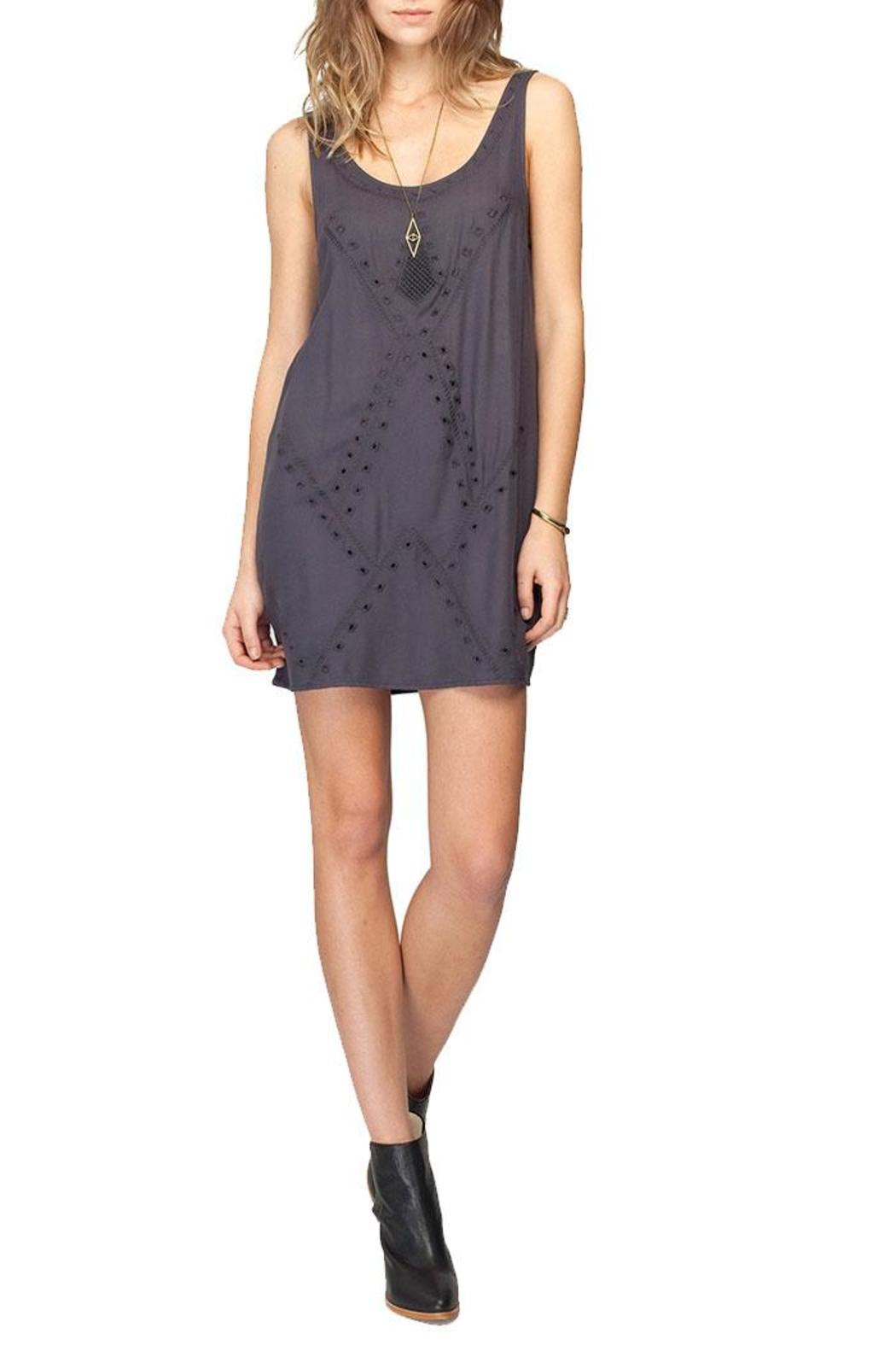 Gentle Fawn Alkaline Shift Dress - Front Cropped Image