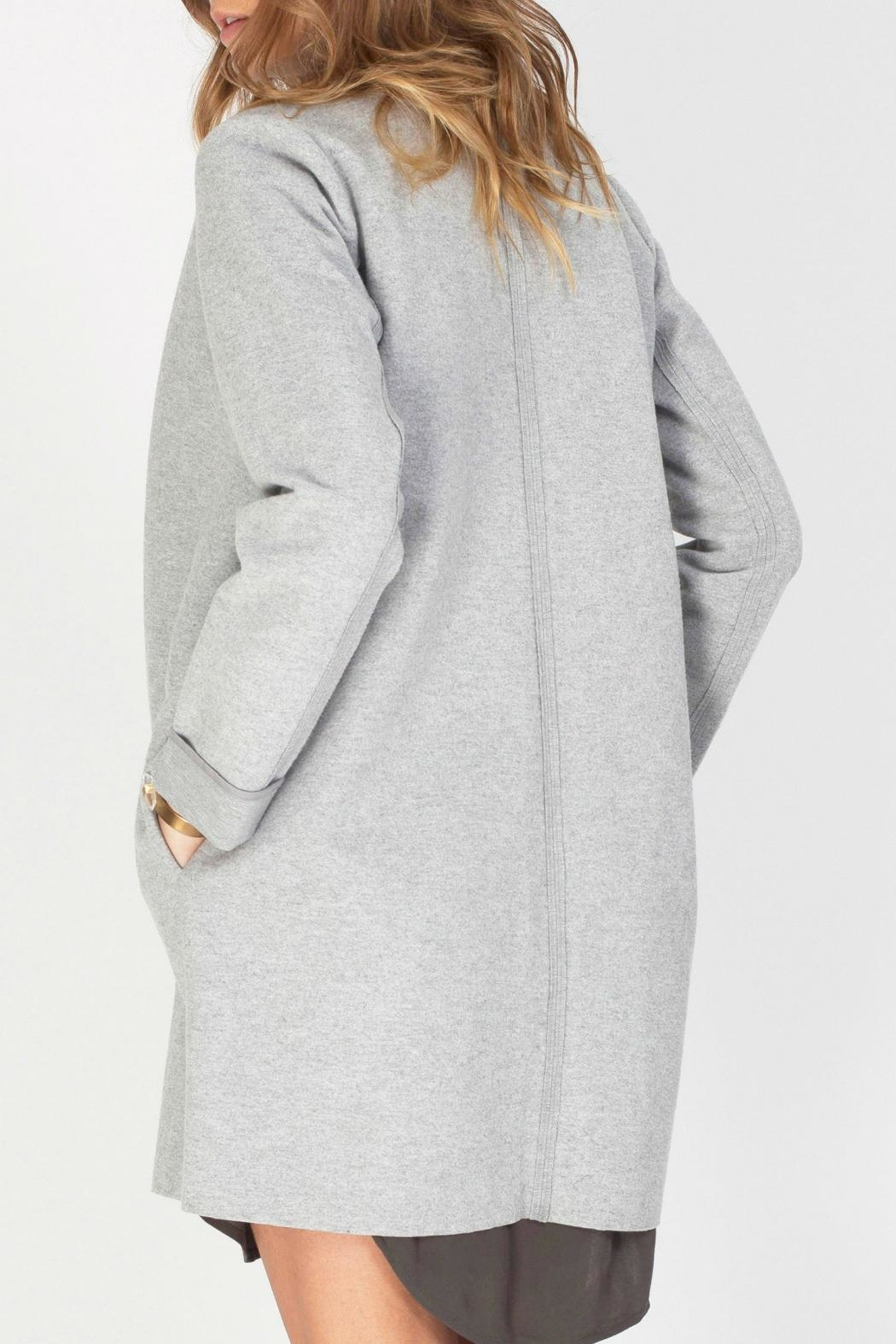 Gentle Fawn Baxter Coat - Side Cropped Image