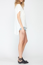 Gentle Fawn Beck Pocket Blouse - Front full body