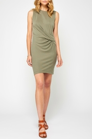 Gentle Fawn Bodycon Mini Dress - Front cropped