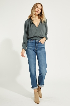Gentle Fawn Brooke Long Sleeve Blouse - Product List Image