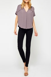 Gentle Fawn Callie Cropped Blouse - Product Mini Image